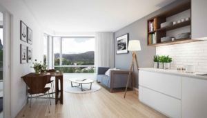 interiør leilighet